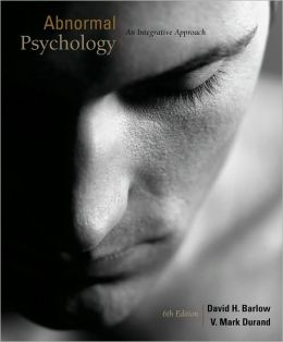 Abnormal Psychology: An Integrative Approach (with CourseMate Printed Access Card)