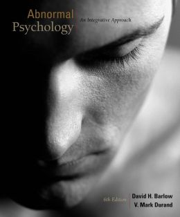 Cengage Advantage Books: Abnormal Psychology: An Integrative Approach (with Psychology CourseMate with eBook Printed Access Card)