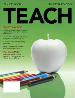 TEACH (with Review Card and Education CourseMate with eBook Printed Access Card)