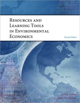 Resources and Learning Tools in Environmental Economics