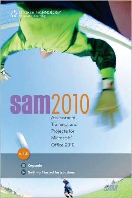 SAM 2010 Assessment, Training, and Projects 1. 5 Printed Access Card