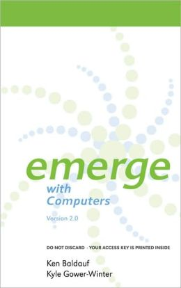 Emerge with Computers Version 2.0 Printed Access Card