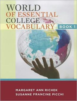 World of Essential College Vocabulary Book 1