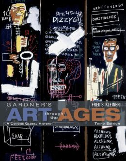 Gardner's Art Through the Ages: A Concise Global History (Book Only)