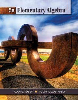 Cengage Advantage Books: Elementary Algebra