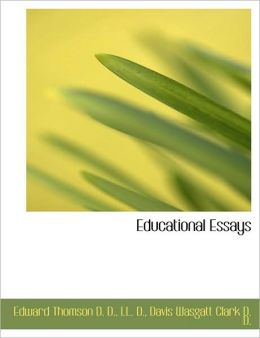 Educational Essays