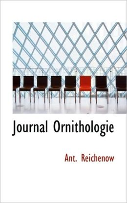 Journal Ornithologie