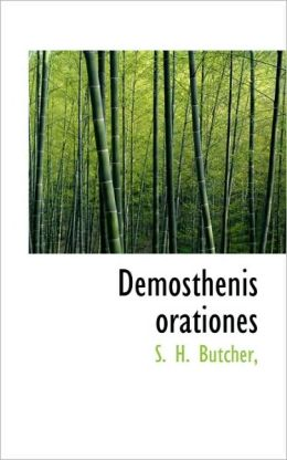 Demosthenis Orationes