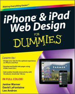 iPhone & iPad Web Design For Dummies