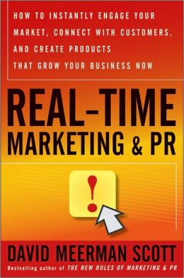 Real-Time Marketing and PR (Sample Chapter)