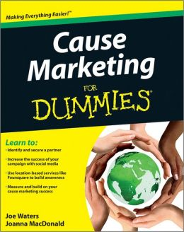 Cause Marketing For Dummies