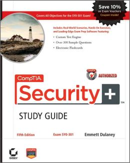 CompTIA Security+ Study Guide: Exam SY0-301