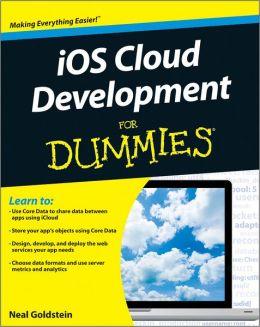 iOS Cloud Development For Dummies