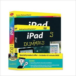 iPad For Dummies, Book + DVD Bundle