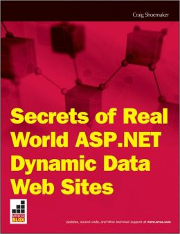 Secrets of Real World ASP.NET Dynamic Data Websites