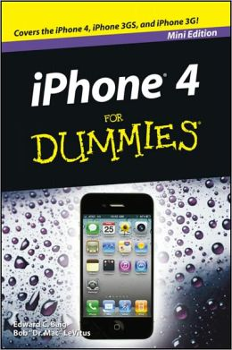 iPhone 4 For Dummies, Mini Edition