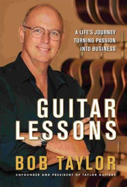 Guitar Lessons: A Life's Journey Turning Passion into Business