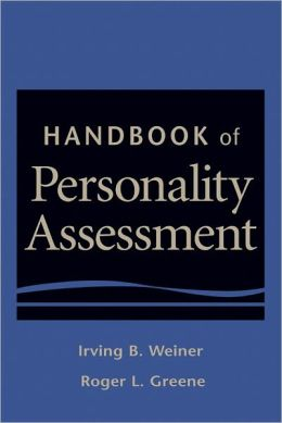 Handbook of Personality Assessment