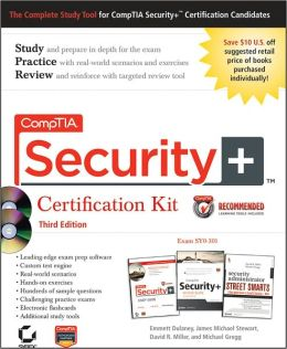 CompTIA Security+ Certification Kit, Includes CD Set: Exam SY0-301