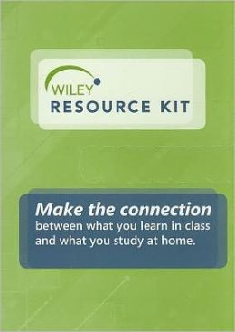 Wiley Resource Kit Registration Card
