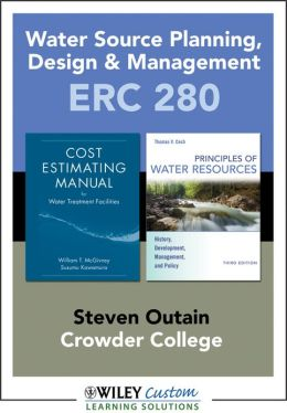 Water Source Planning 3rd Edition for Crowder College