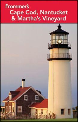 Frommer's Cape Cod, Nantucket & Martha's Vineyard 2012