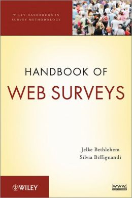 Handbook of Web Surveys