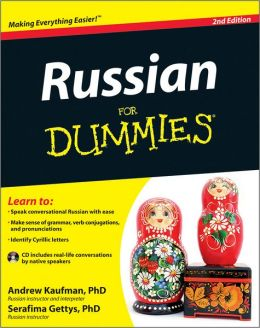 Russian For Dummies