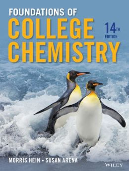 Foundations of College Chemistry