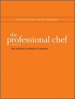 The Professional Chef, Study Guide