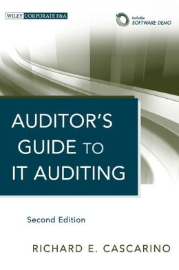 Auditor's Guide to IT Auditing, + Software Demo