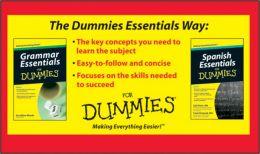 Grammar and Spanish Essentials For Dummies Bundle