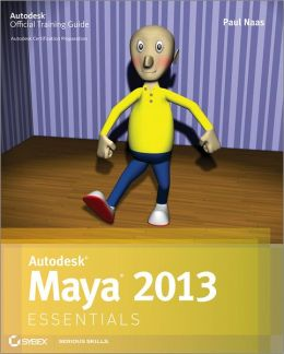 Autodesk Maya 2013 Essentials