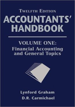 Accountants' Handbook, Financial Accounting and General Topics