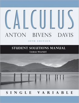 calculus late transcendentals single variable 3rd edition pdf