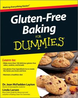 Gluten-Free Baking For Dummies