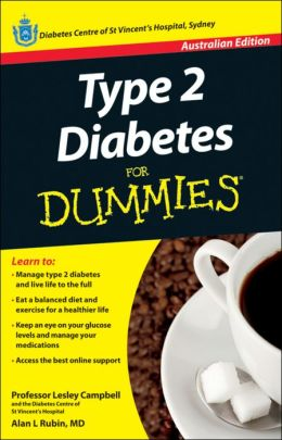 Type 2 Diabetes For Dummies Australian Edition