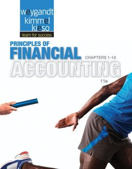 Principles of Financial Accounting Chapters 1-18, Eleventh Edition