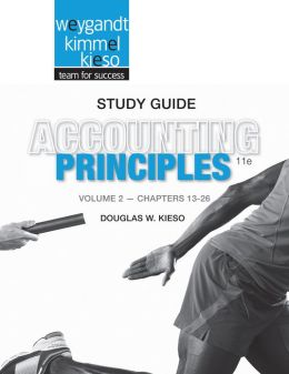 Accounting Principles, Study Guide Volume II