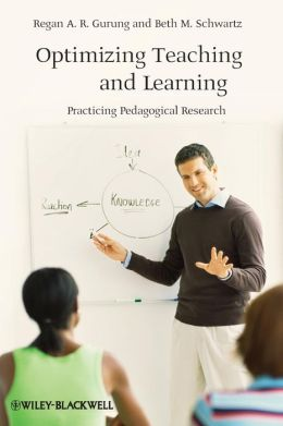 Optimizing Teaching and Learning: Practicing Pedagogical Research