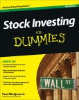 Book Cover Image. Title: Stock Investing For Dummies, Author: Paul Mladjenovic