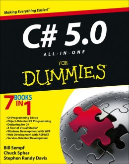 C# 2012 All-in-One for Dummiesreg;