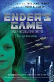 Book Cover Image. Title: Ender's Game and Philosophy:  The Logic Gate is Down, Author: Kevin S. Decker