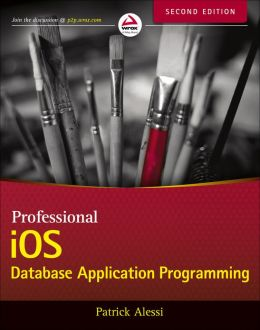 Professional iOS Database Application Programming