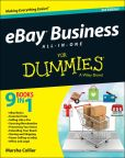 Book Cover Image. Title: eBay Business All-in-One For Dummies, Author: Marsha Collier