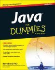 Book Cover Image. Title: Java For Dummies, Author: Wiley