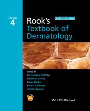 Rook's Textbook of Dermatology, 4 Volume Set