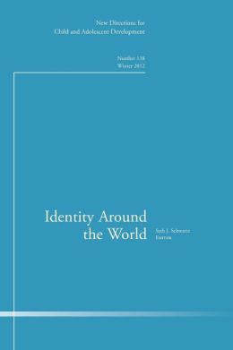 Identity Around the World: New Directions for Child and Adolescent Development
