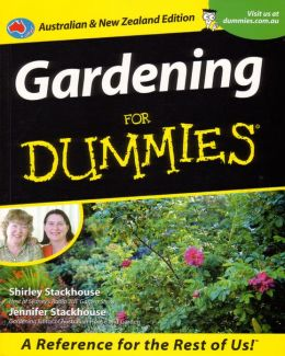Gardening for dummies book for Landscaping for dummies