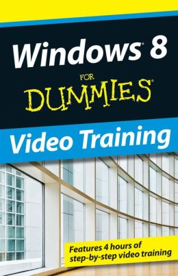 Windows 8 for Dummies Online Video Training (24 Month Subscription)